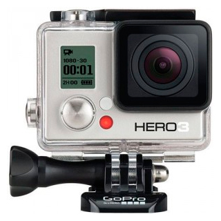 GoPro HERO3+ White